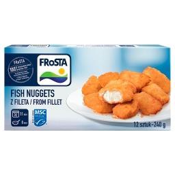 Fish Nuggets z fileta 240 g (12 sztuk)