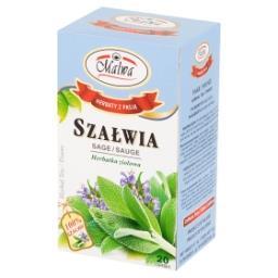 Herbatka ziołowa szałwia  (20 x 1 g)