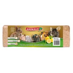 Trociny cytrynowe dla gryzoni i królików 950g