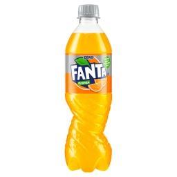 Zero Orange Napój gazowany