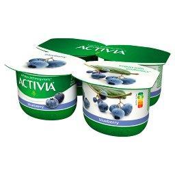 Jogurt jagoda 480 g (4 x )