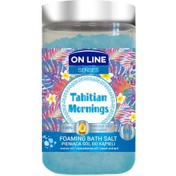 Sól pieniąca TAHITIAN MORNINGS