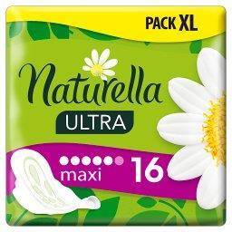 Ultra Maxi Podpaski zeskrzydełkami x16