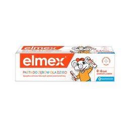 Elmex Kids Pasta do zębów dla dzieci z aminofluorkie...