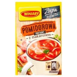 Zupa instant pomidorowa z makaronem