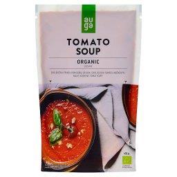 Ekologiczna zupa krem z pomidorów