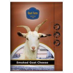 Ser kozi wędzony plastry