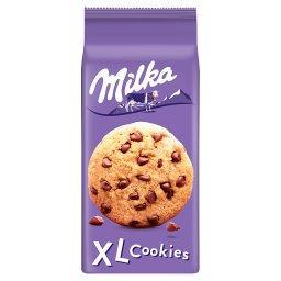 XL Cookies Choco Ciastka z kawałkami czekolady mlecz...