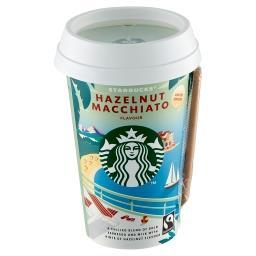 Hazelnut Macchiato Mleczny napój kawowy