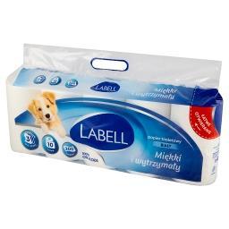Papier toaletowy biały 10 rolek