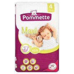 Pieluchy jednorazowe dla dzieci 4 Maxi 8-18 kg