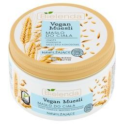 Vegan Muesli Masło do ciała nawilżające
