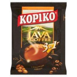 Java Coffee 3in1 Rozpuszczalny napój kawowy