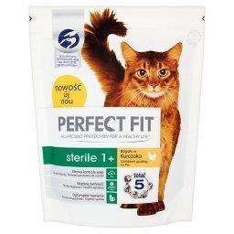 Sterile 1+ Karma pełnoporcjowa dla dorosłych kotów