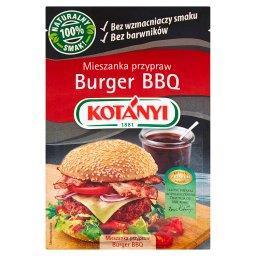 Burger BBQ Mieszanka przypraw