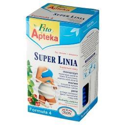 Suplement diety herbatka ziołowa super linia 40 g (2...