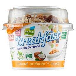 Breakfast Kokosowy vegangurt muesli