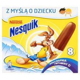 Lody kakaowe i lody o smaku waniliowym 344 ml (8 sztuk)