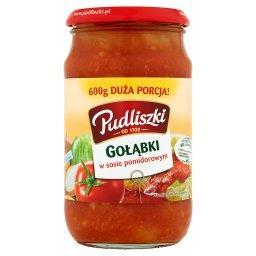 Gołąbki w sosie pomidorowym