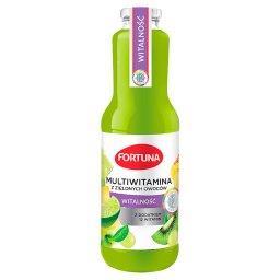 Napój witalność multiwitamina z zielonych owoców