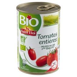 Pomidory całe bez skórki Bio