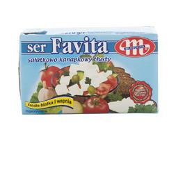 Favita Ser sałatkowo-kanapkowy tłusty