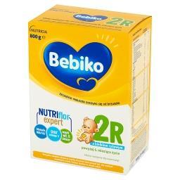 2R Mleko następne dla niemowląt powyżej 6. miesiąca życia 800 g