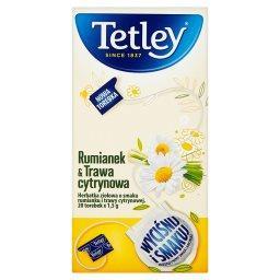 Rumianek & Trawa cytrynowa Herbatka ziołowa 30 g (20 torebek)