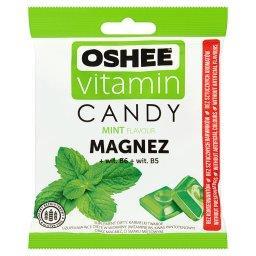 Vitamin Candy Suplement diety Karmelki twarde o smaku miętowym