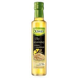 Olej sezamowy z olejem rzepakowym