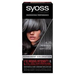 Farba do włosów przydymiony chrom 4-15
