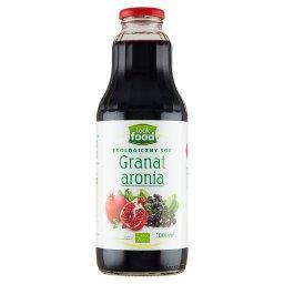 Ekologiczny sok granat aronia 1000 ml