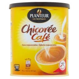 Mieszanka kawy rozpuszczalnej i cykorii rozpuszczalnej