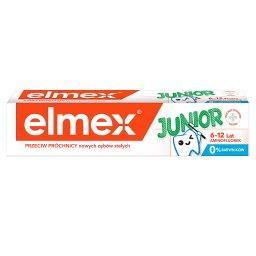 Elmex Junior Pasta do zębów z aminofluorkiem dla dzi...