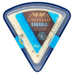 Danablu 50+ Duński ser pleśniowy 100 g