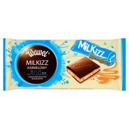 Milkizz karmelowy Czekolada mleczna nadziewana