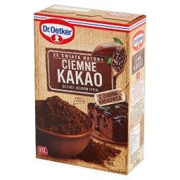 Ze świata natury Ciemne kakao