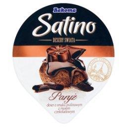 Satino Desery Świata Paryż Deser o smaku pralinowym z musem czekoladowym