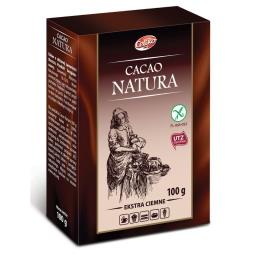 Kakao ekstra ciemne bezglutenowe 100g