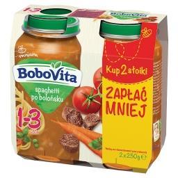 Spaghetti po bolońsku 1-3 lata 2 x