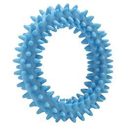 Zabawka ring gumowa zapachowa nietonąca dla psa 11cm...