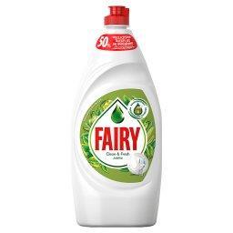 Clean & Fresh Jabłko Płyn do mycia naczyń 900ml