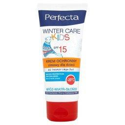 Winter Care Kids Krem ochronny zimowy dla dzieci do twarzy i rąk 2w1