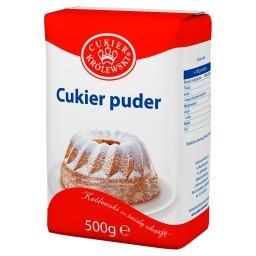 Cukier puder