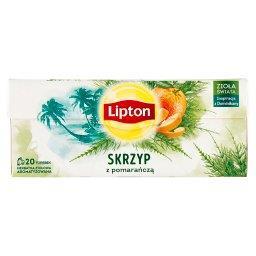Herbatka ziołowa aromatyzowana skrzyp z pomarańczą 2...