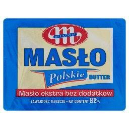 Masło Polskie ekstra bez dodatków 82%