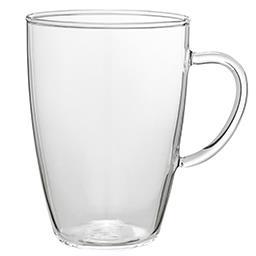Komplet 6 szklanek żaroodpornych Agata 350 ml