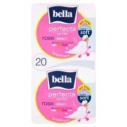 Perfecta Ultra Rose Podpaski higieniczne 20 sztuk