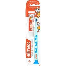 Elmex Szczoteczka do zębów dla dzieci 0-3 lat miękka...