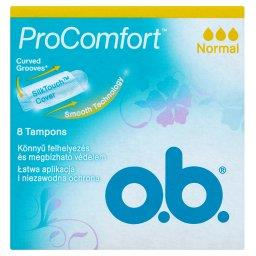 ProComfort Normal Tampony 8 sztuk
